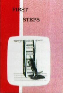 First Steps Textbook - GR. 1