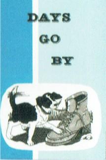 Days Go By Workbook - GR. 1