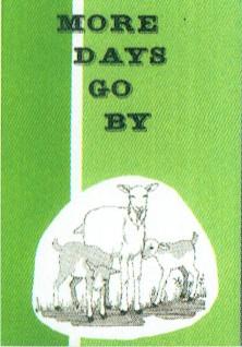 More days Go By Workbook - GR. 1