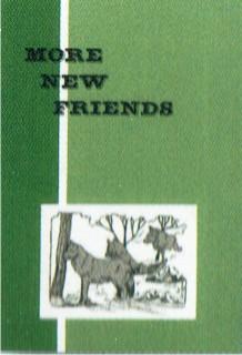 More New Friends Workbook - GR. 3