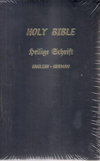 Original Text Edition G/E Bible large leather
