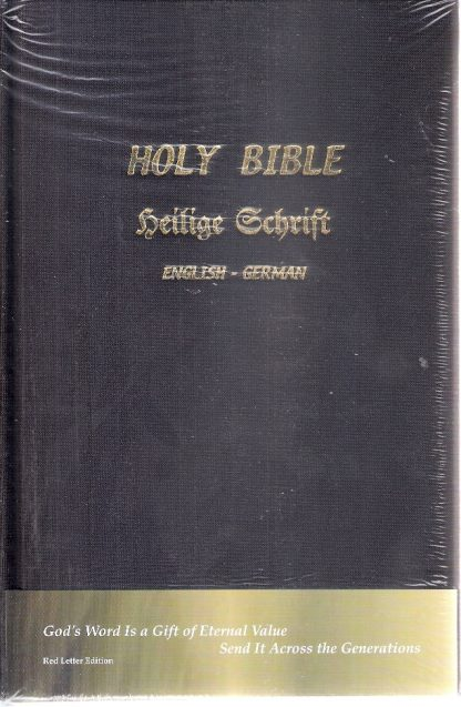 Red Letter Edition G/E Bible Med. Hardcover