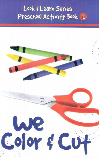 We Color and Cut