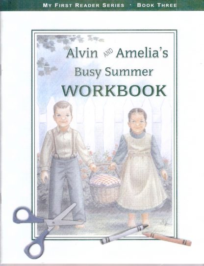 Alvin and Amelia's Busy Summer Workbook