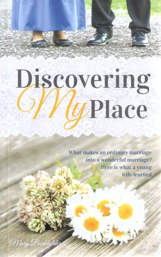 Discovering My Place
