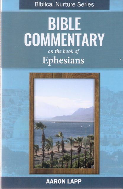 Bible Commentary on the book of Ephesians