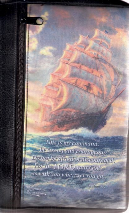 Courageous Voyage Cover – Large