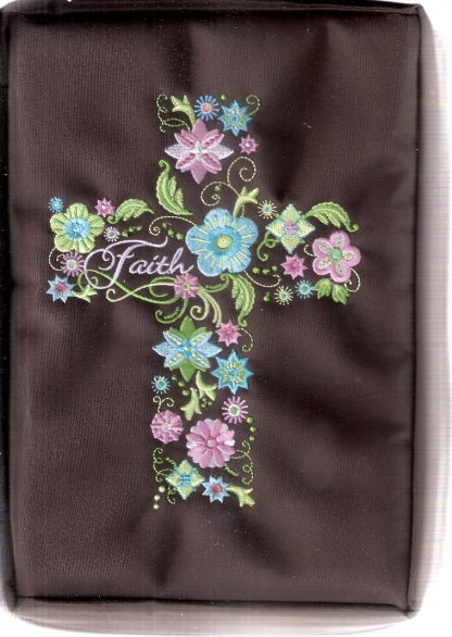 Chocolate Faith Cover – Large